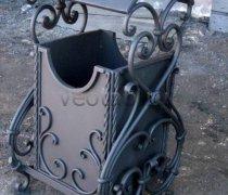 Уличная металлическая урна # 0040