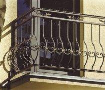 Кованые балконы #7