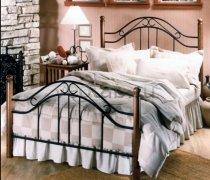 Кованые кровати #1