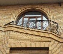 Кованые балконы #0045
