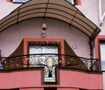 Кованые балконы #9