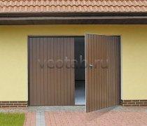 Ворота гаражные #5