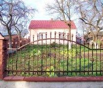 Кованый забор #10