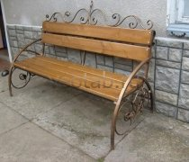 Садовая скамейка #0000103