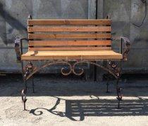 Садовая скамейка #00137