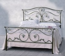 Кованые кровати #19