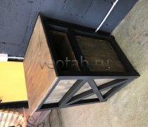 Лофт мебель #00007 (тумбочка)