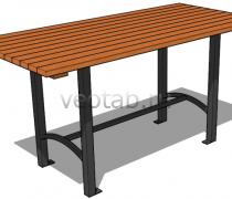 Столы ( Садовые и кованые ) # 00001