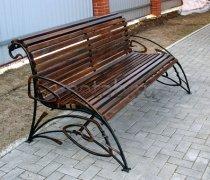 Садовая скамейка #00086