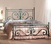 Кованые кровати #15
