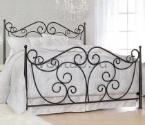 Кованые кровати #5
