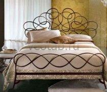 Кованые кровати #12