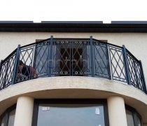 Кованые балконы #0048