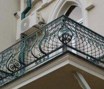 Кованые балконы #8
