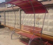 Садовая скамейка #0000115