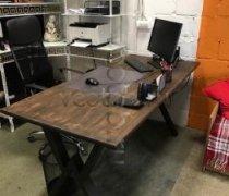 Лофт мебель #00001 (стол рабочий)