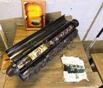 """Кованый подарок #075 """"Тополь-М"""" (шкатулка/мини-бар)"""