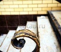 Перила, ограждения кованые #014