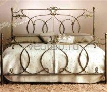 Кованые кровати #6