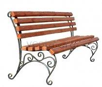 Садовая скамейка #00087