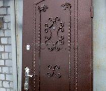 Кованые двери #20