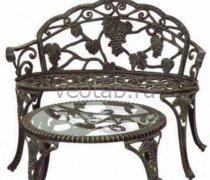 Кованая мебель для дачи #0040