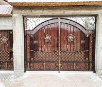 Ворота кованые #067