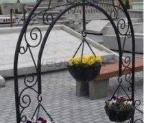 Кованые арки #14