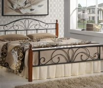 Кованые кровати #23
