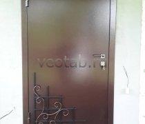 Кованые двери #012