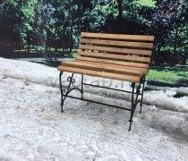Садовая скамейка #00123