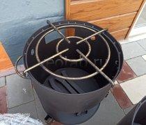 Купить печь #0506 решетка на печь