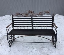 Садовая скамейка #00001