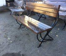 Садовая скамейка #00136
