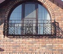 Кованые балконы #0051