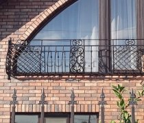 Кованые балконы #0047