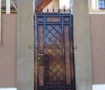 Ворота кованые #016