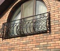 Кованые балконы #0050