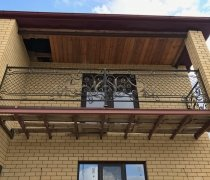 Кованые балконы #12