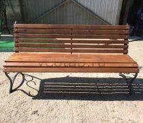 Садовая скамейка #00132