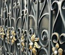 Ворота откатные  #1