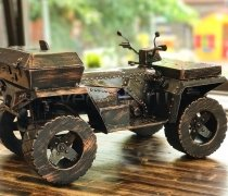 Кованый подарок #035 (Кованый Минибар - Квадроцикл)