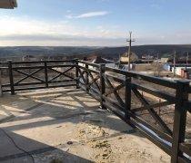 Кованые балконы #0049