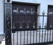Ворота откатные  #11