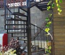 Винтовая лестница, Перила, ограждение #65 -