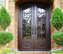 Кованые двери #31