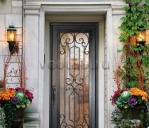 Кованые двери #33