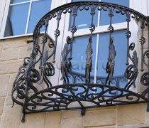 Кованые балконы #23