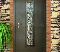 Кованые двери #38