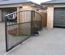 Ворота откатные  #26